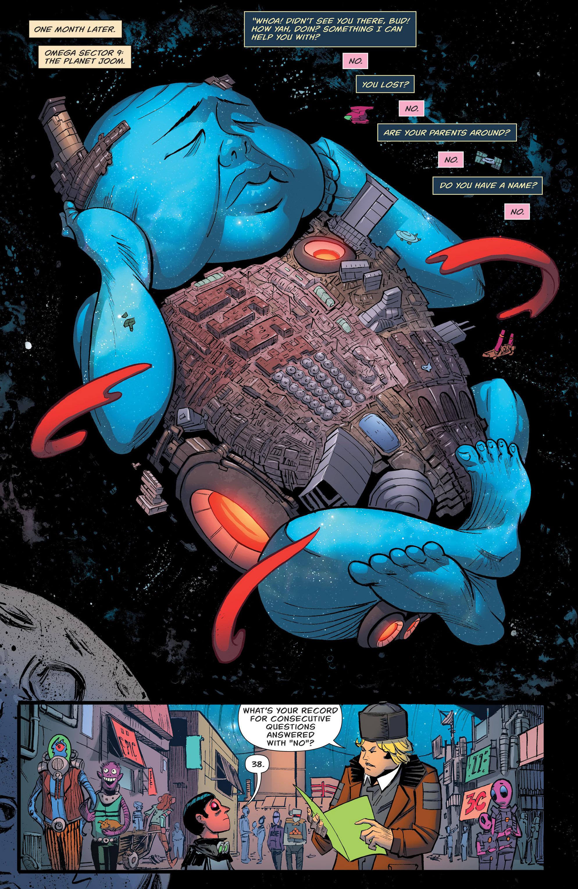 Read online Shutter comic -  Issue #26 - 29
