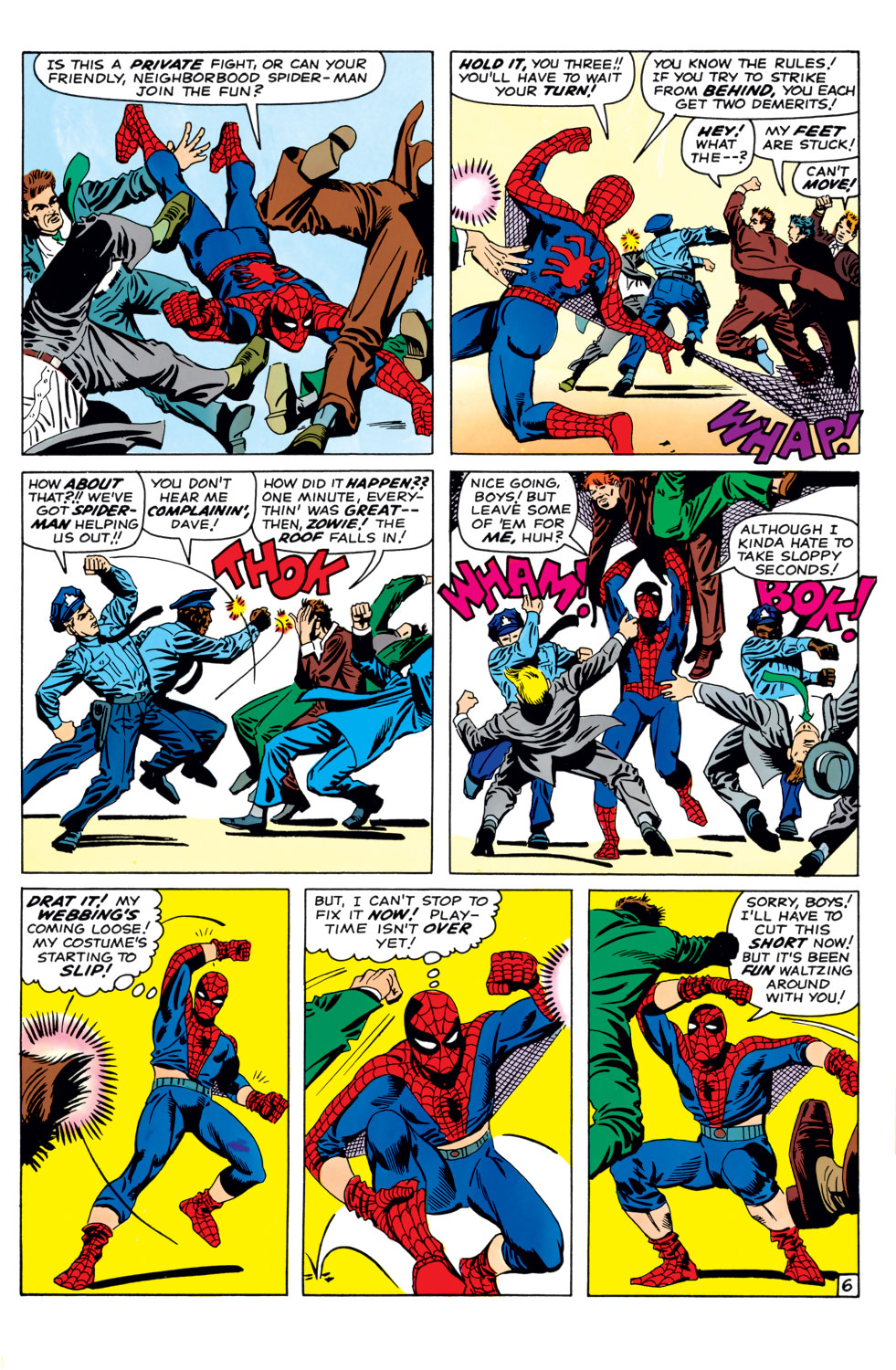 The Amazing Spider-Man (1963) 27 Page 6
