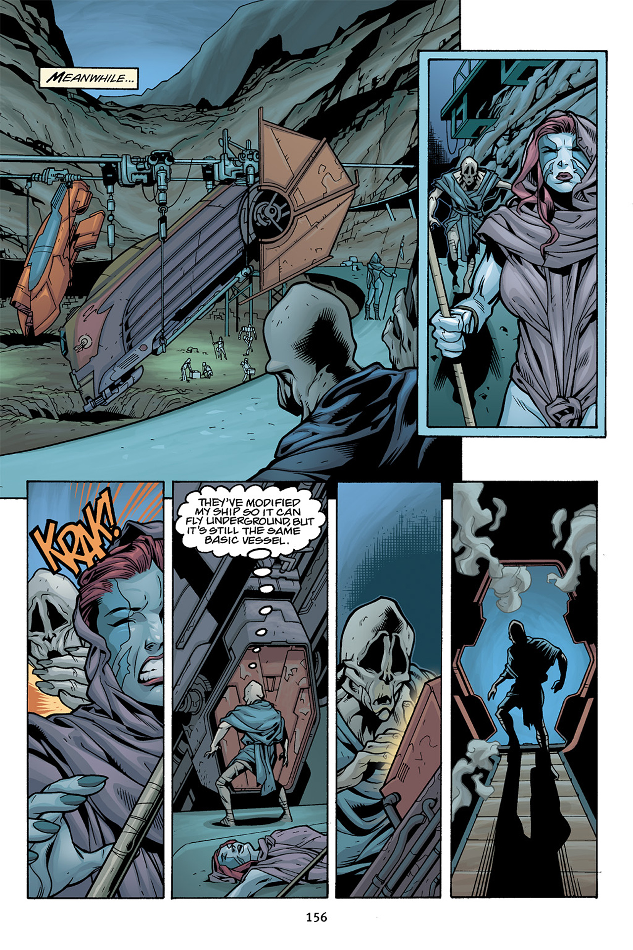 Read online Star Wars Omnibus comic -  Issue # Vol. 15 - 153