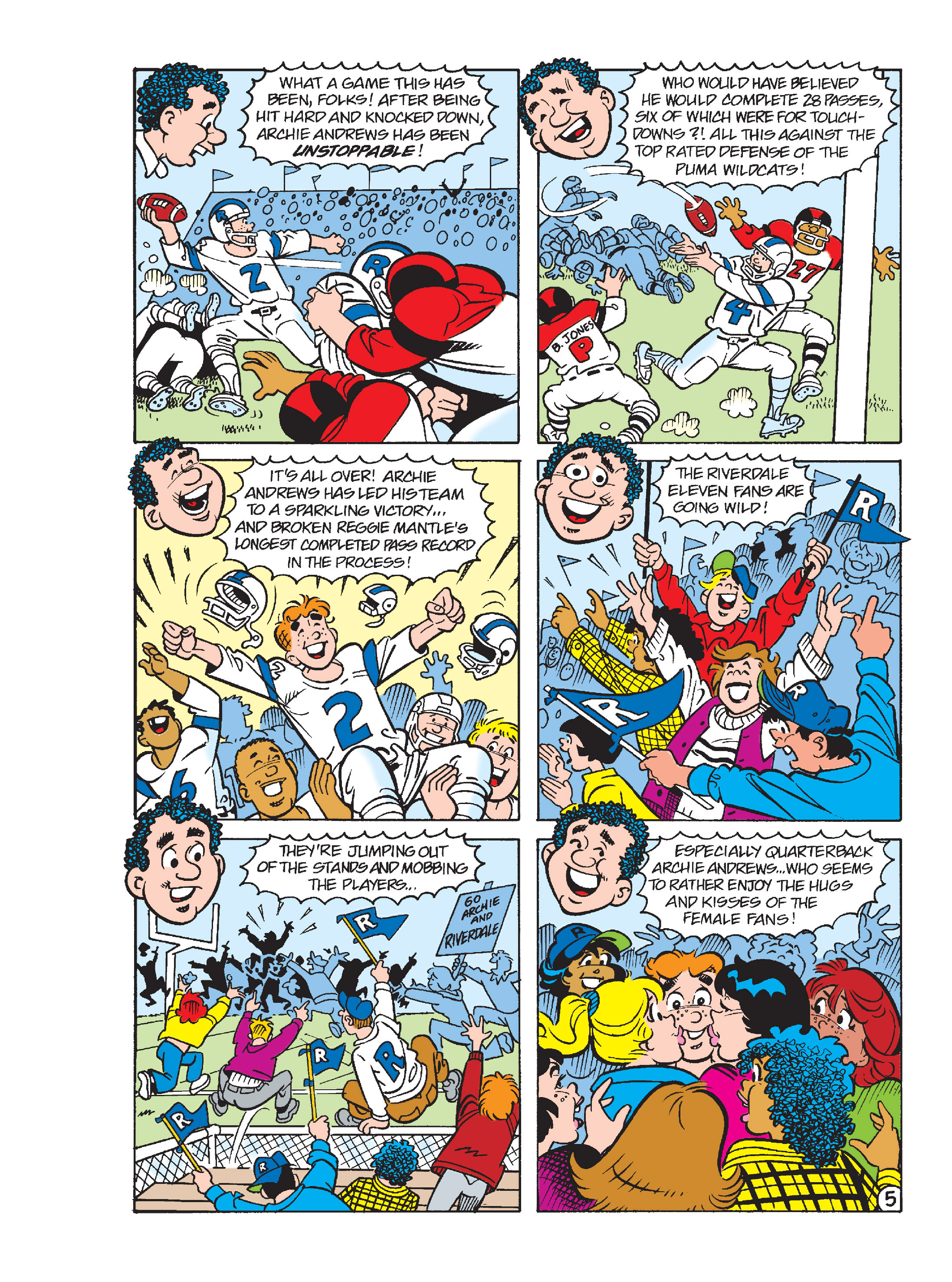 Read online World of Archie Double Digest comic -  Issue #55 - 194