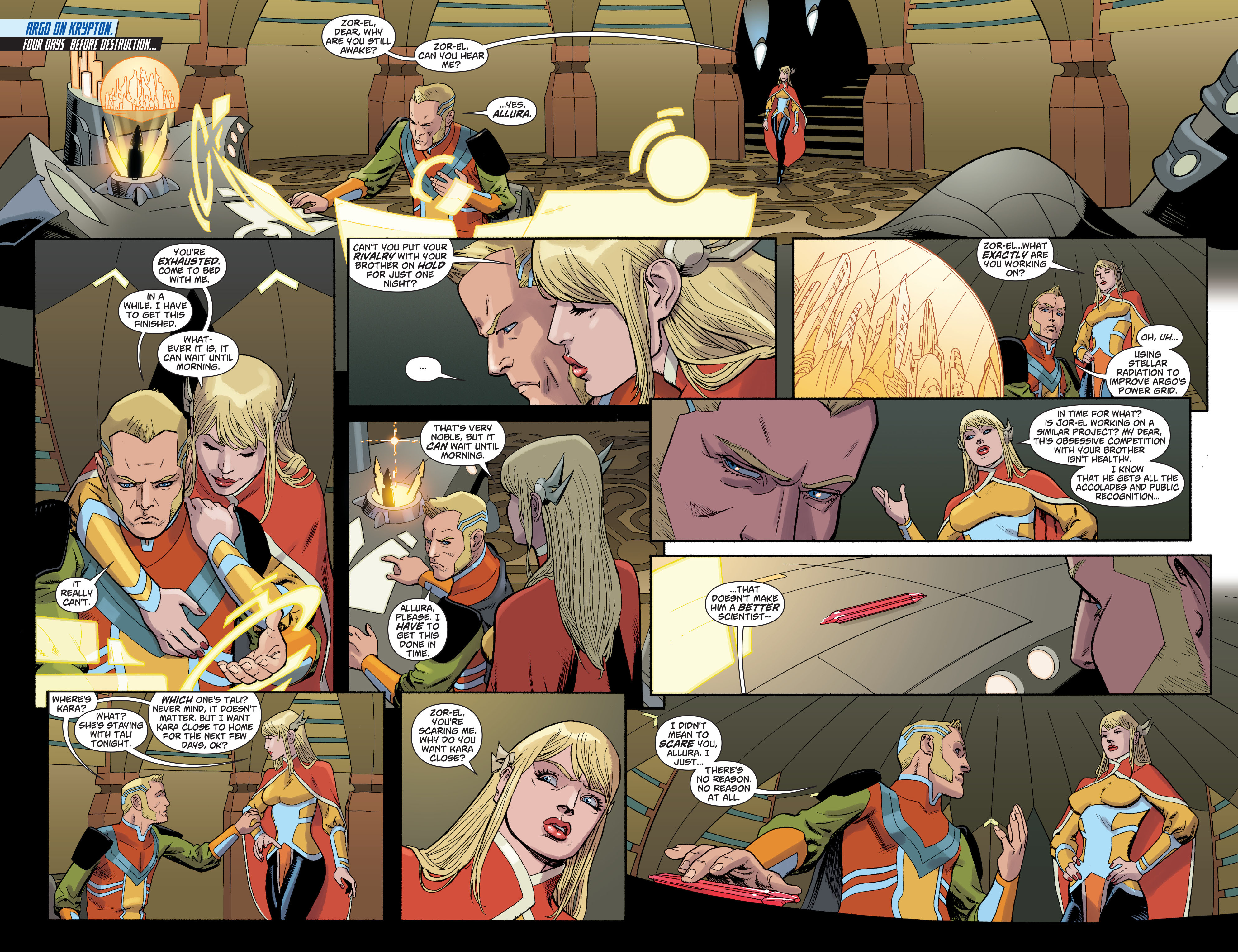 Read online Action Comics (2011) comic -  Issue #23.1 - 6