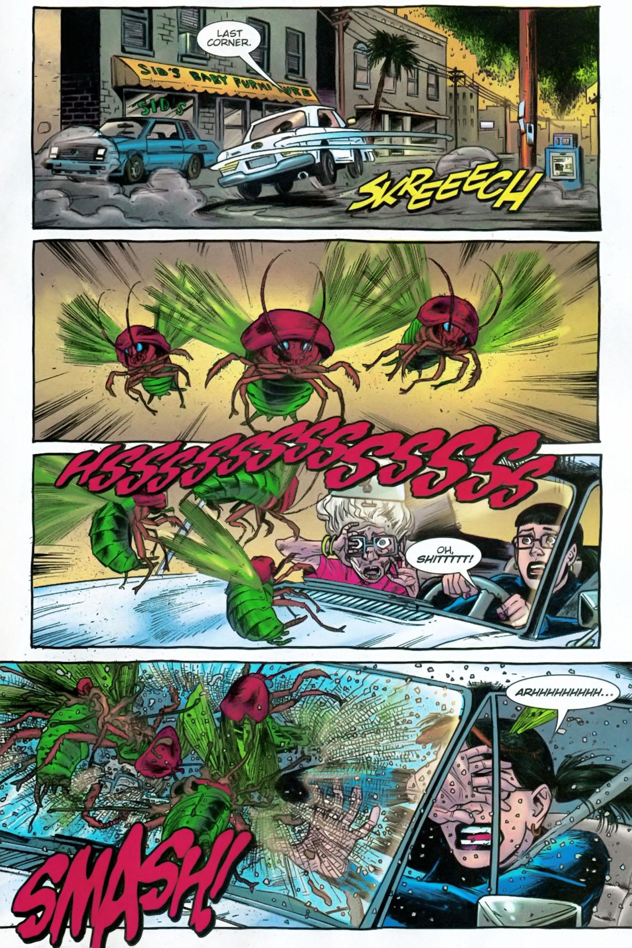 Read online The Exterminators comic -  Issue #28 - 22