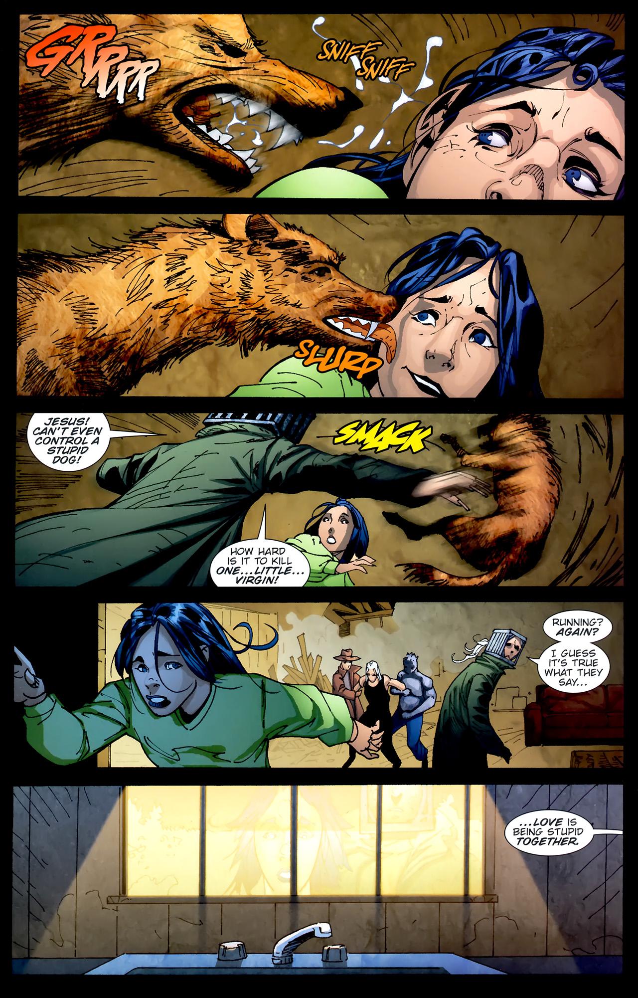 Read online Dead Romeo comic -  Issue #6 - 6