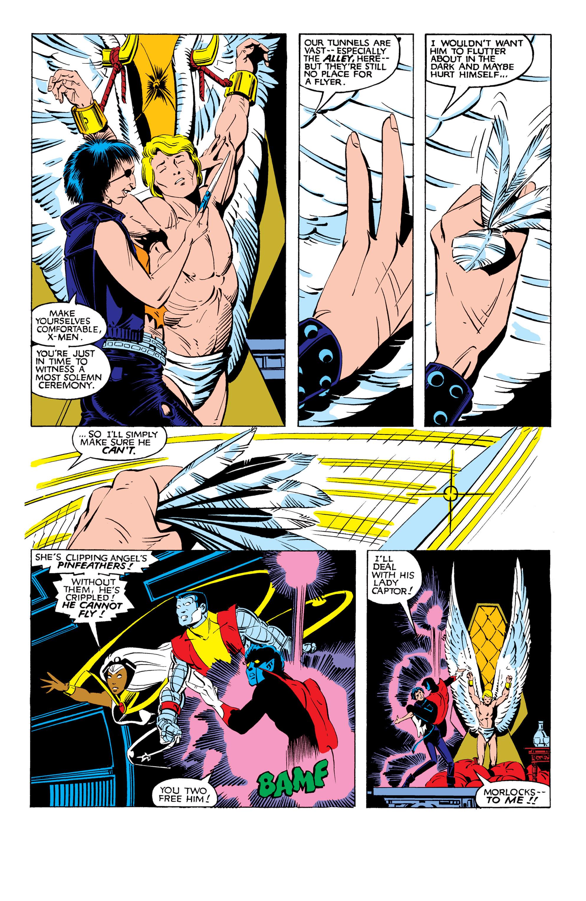 Read online Uncanny X-Men (1963) comic -  Issue #169 - 20