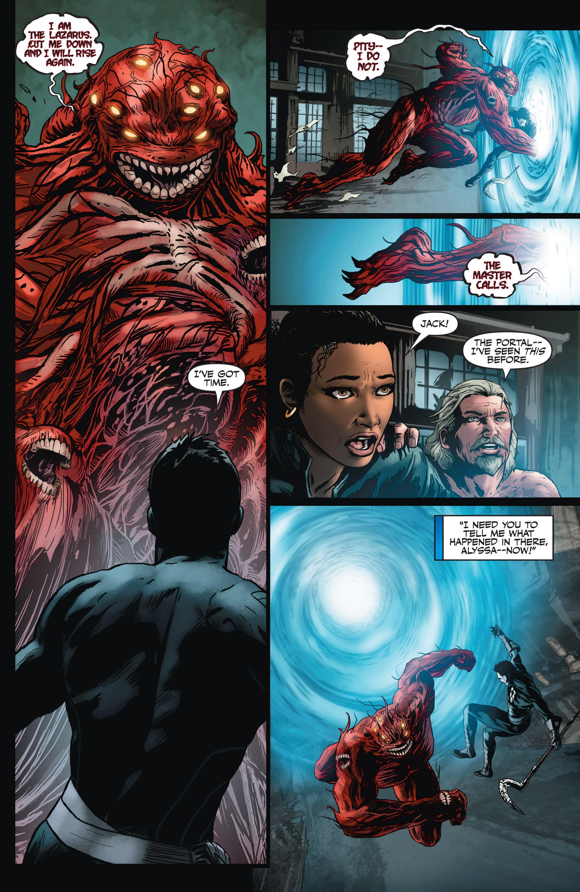 Read online Shadowman (2012) comic -  Issue #4 - 15