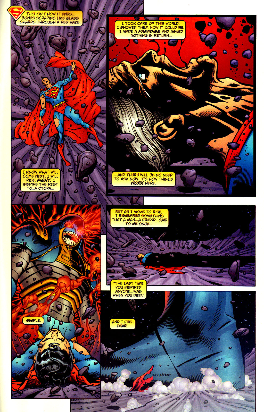 Read online Adventures of Superman (1987) comic -  Issue #649 - 13