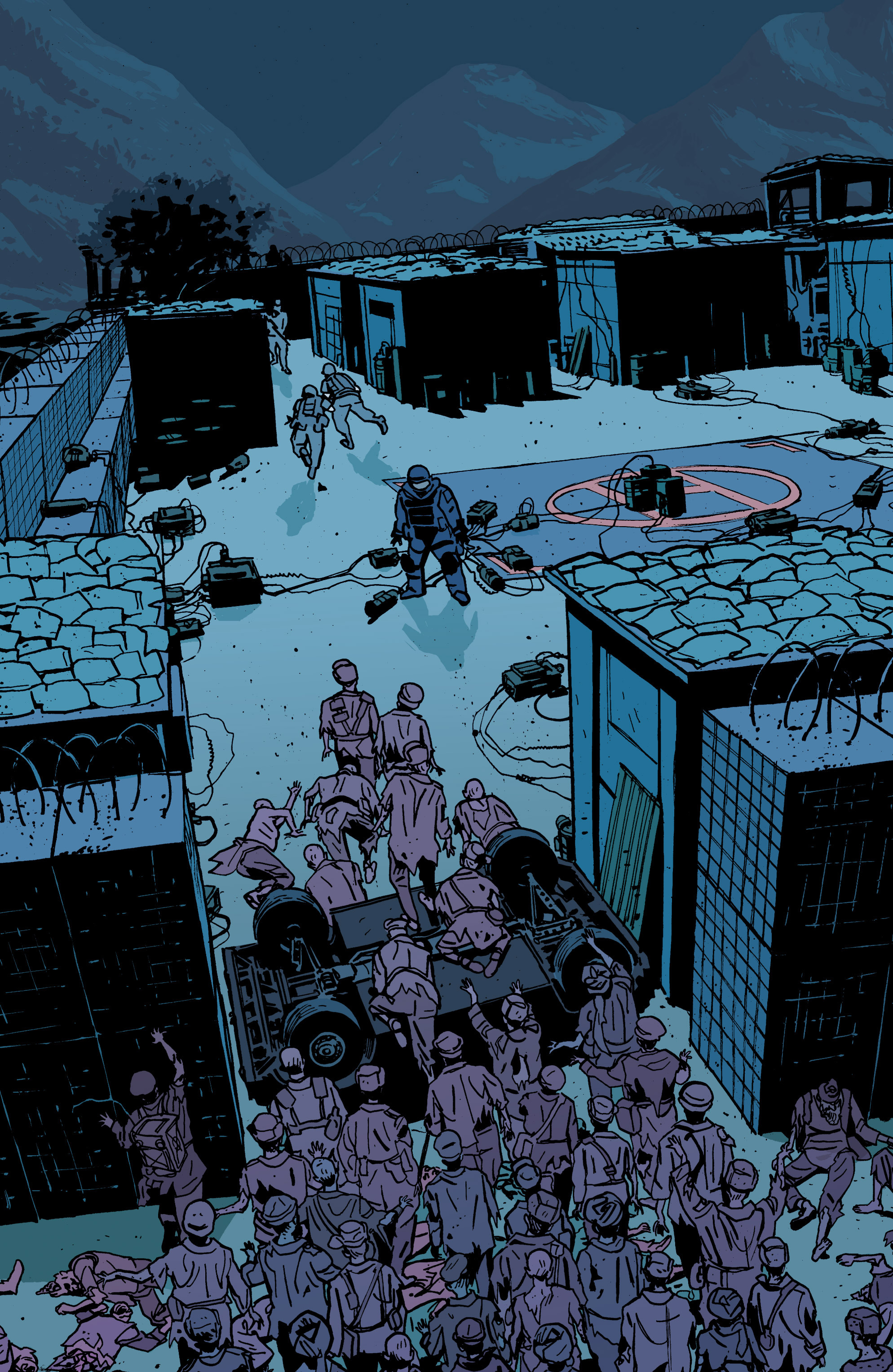 Read online Graveyard of Empires comic -  Issue # TPB - 85