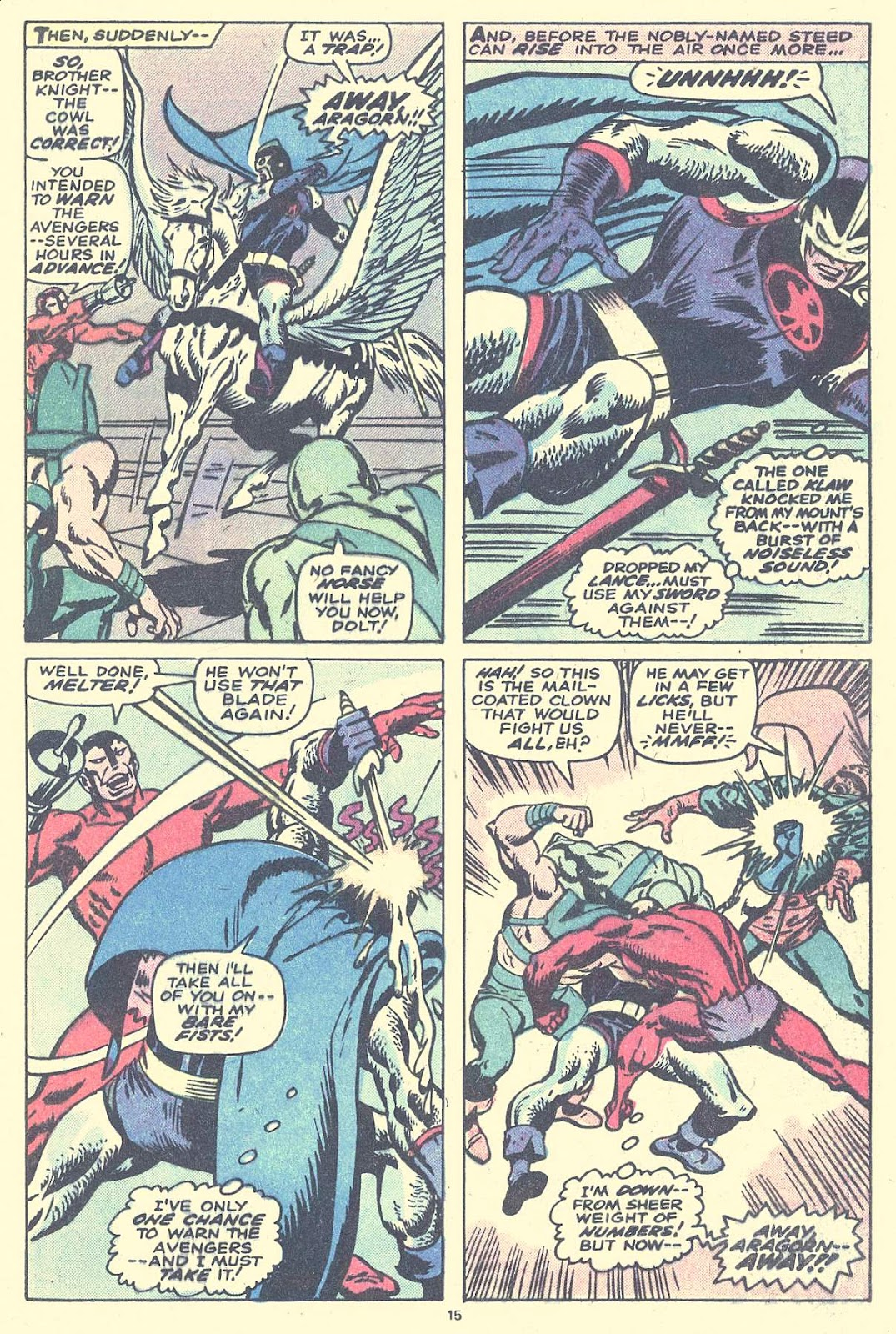 Marvel Triple Action (1972) issue 47 - Page 17