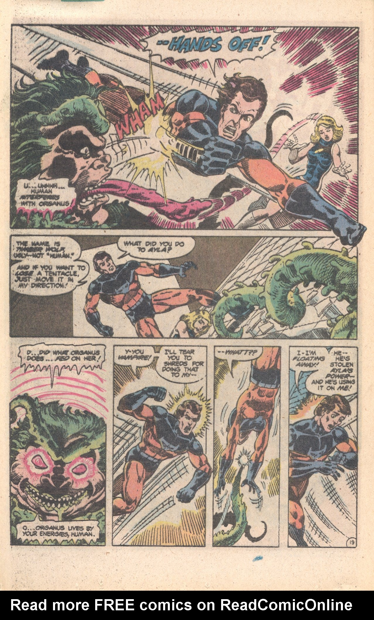 Legion of Super-Heroes (1980) 284 Page 19