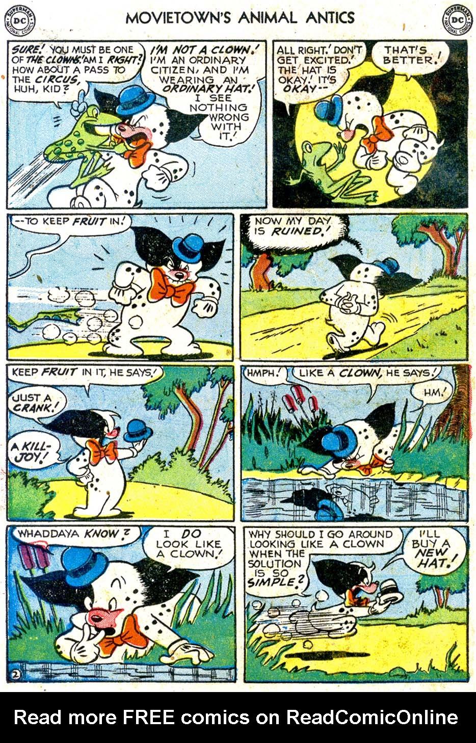 Read online Animal Antics comic -  Issue #37 - 12