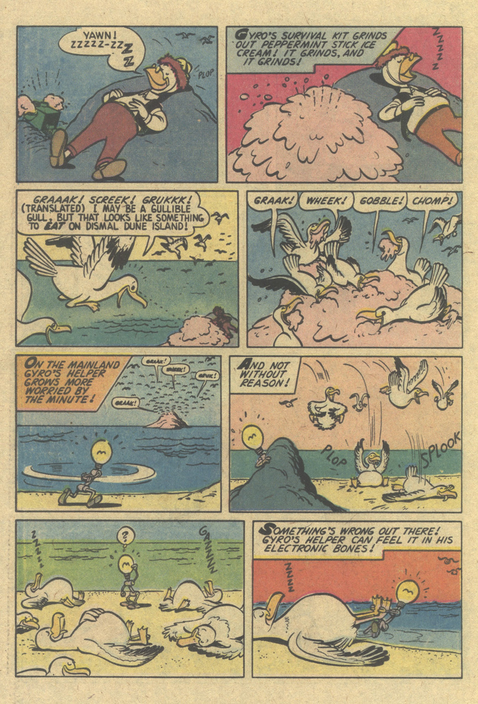 Read online Uncle Scrooge (1953) comic -  Issue #154 - 26