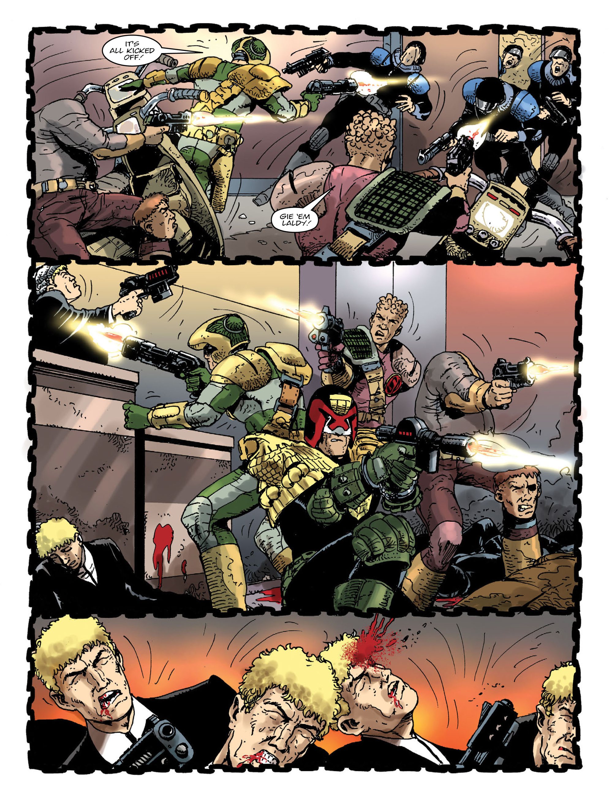 Read online 2000 AD comic -  Issue #2000 - 15