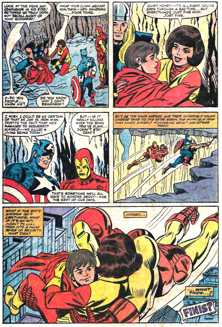 The Avengers (1963) 218 Page 22