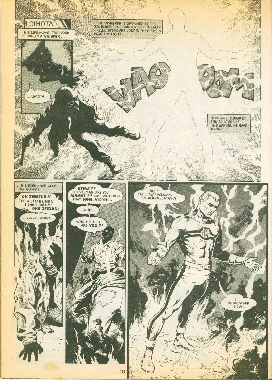 Warrior Issue #1 #2 - English 10