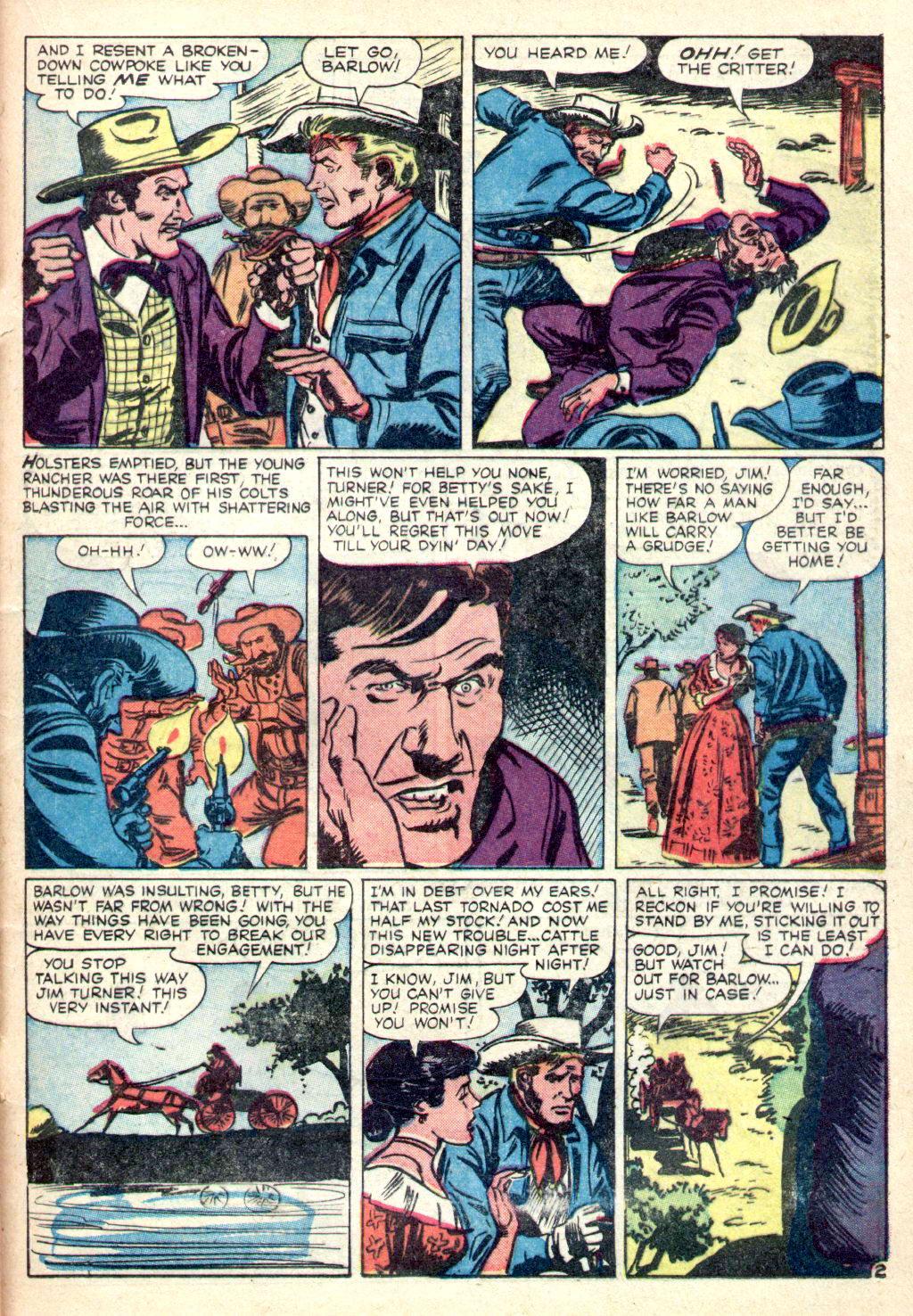 Read online Two-Gun Kid comic -  Issue #49 - 21