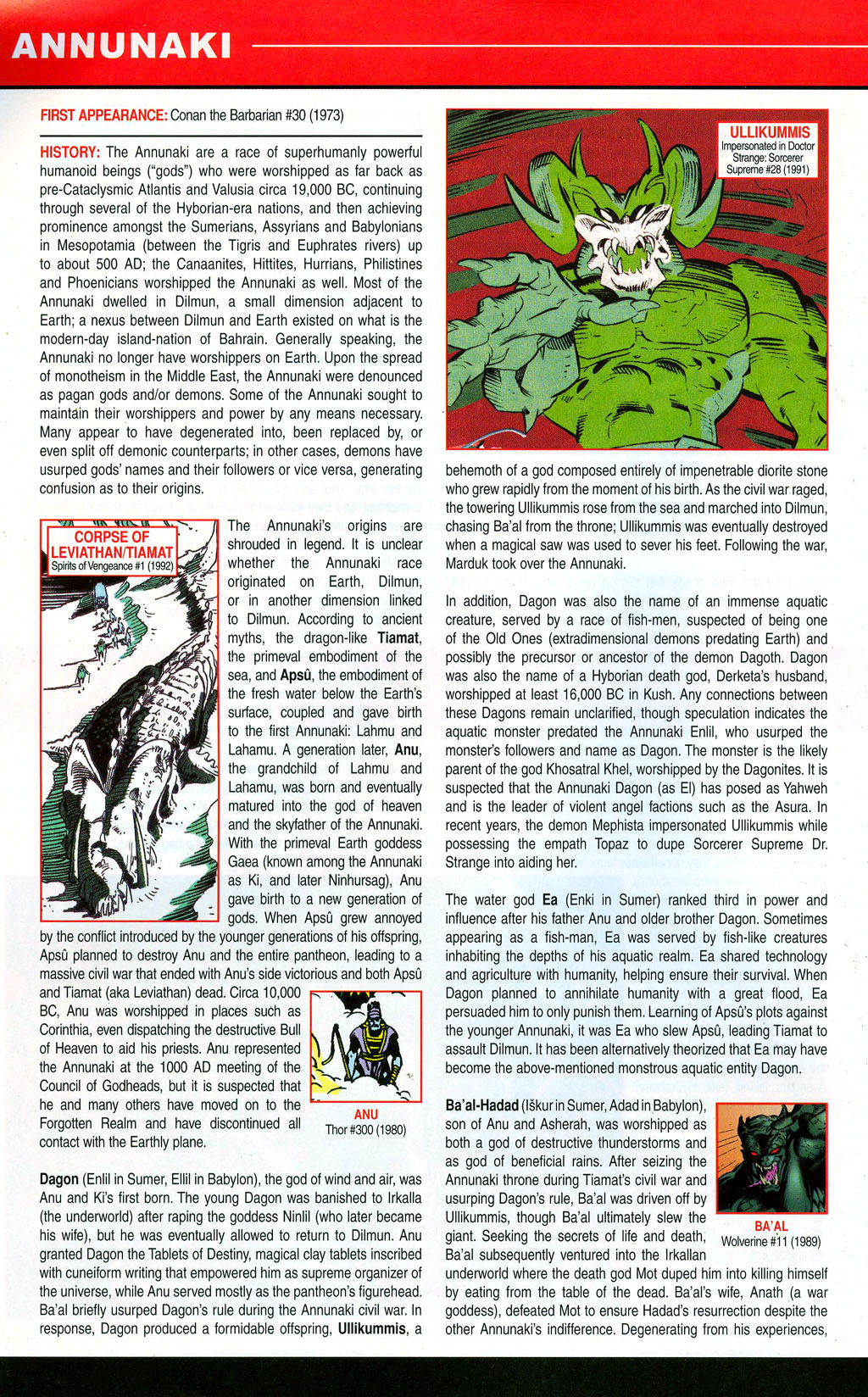 Read online All-New Official Handbook of the Marvel Universe A to Z: Update comic -  Issue #3 - 4