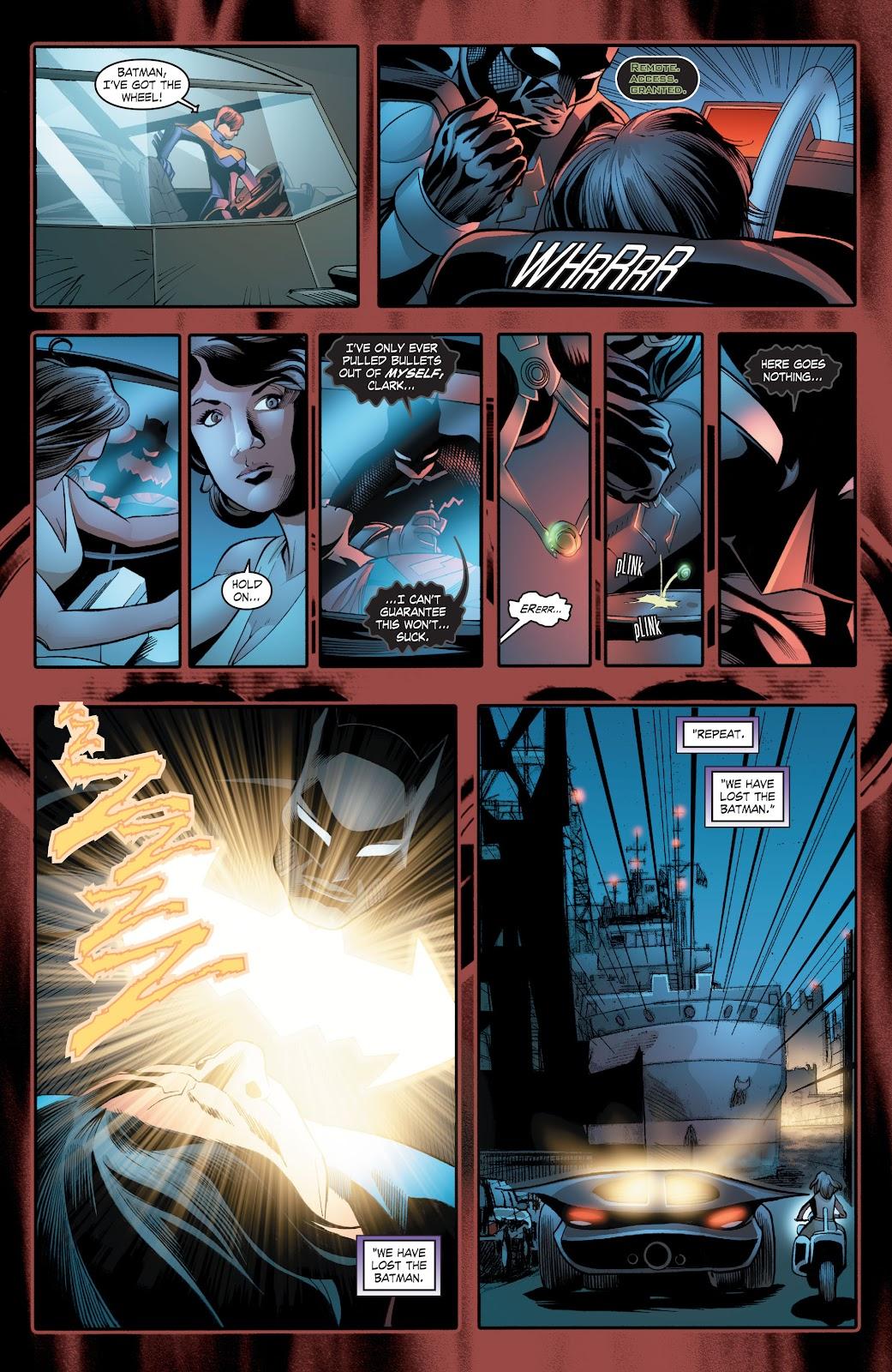 Read online Smallville Season 11 [II] comic -  Issue # TPB 2 - 99
