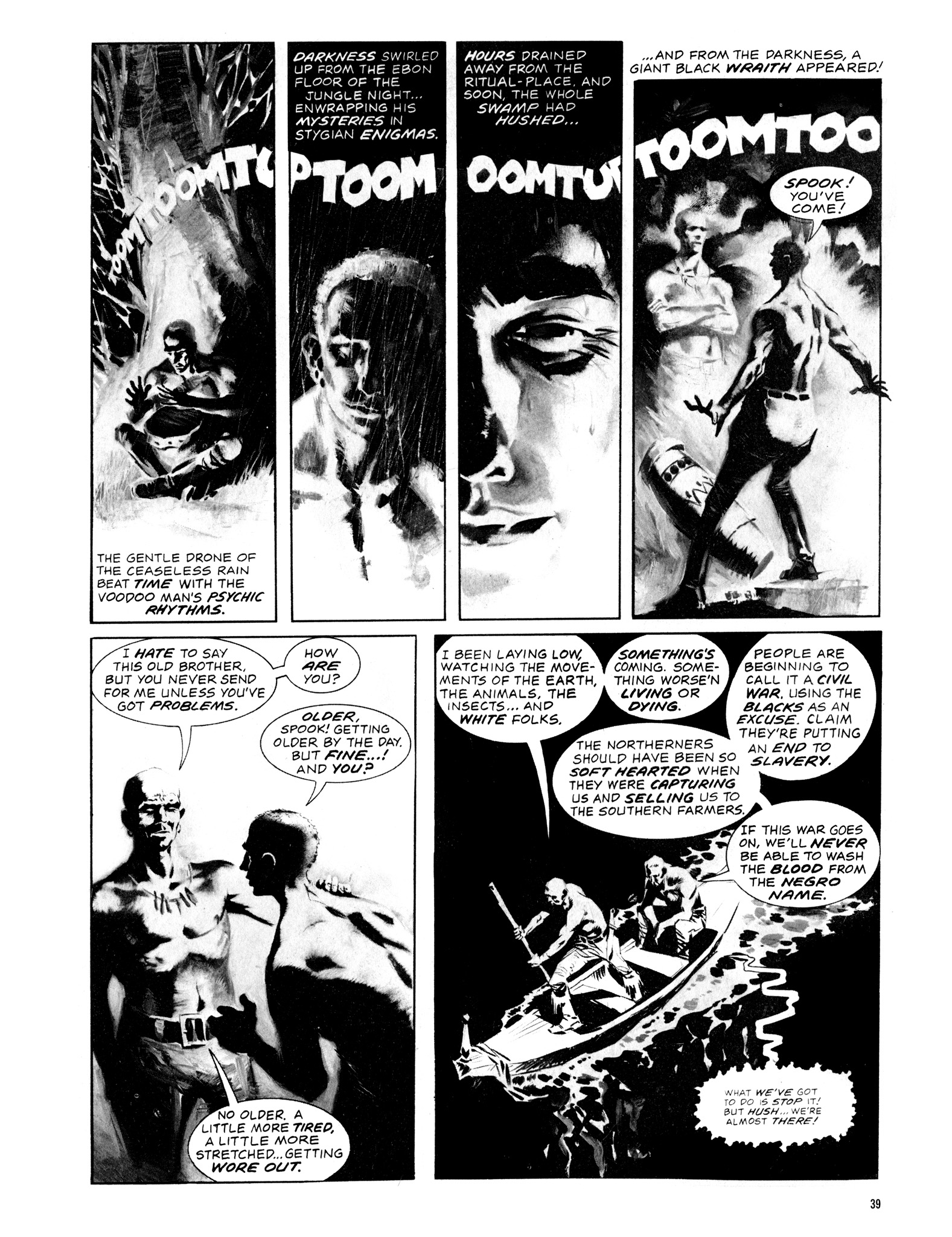 Read online Eerie Archives comic -  Issue # TPB 14 - 40