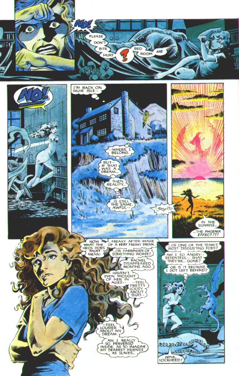 Read online Excalibur: The Sword is Drawn comic -  Issue # Full - 9