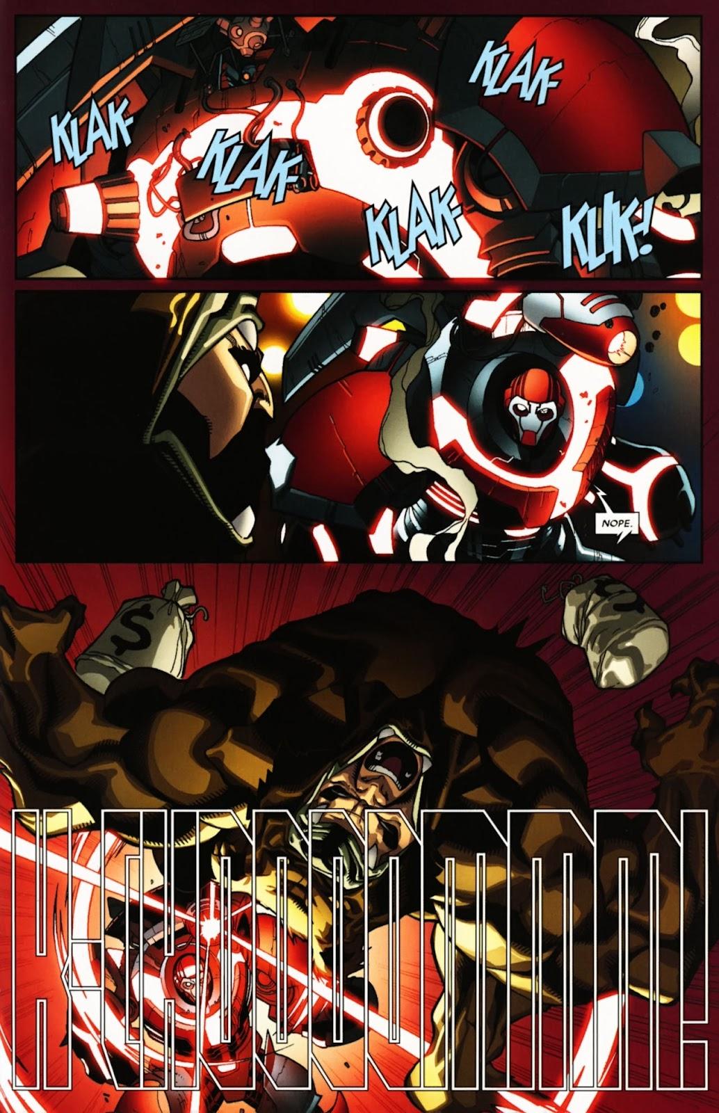 Read online Deadpool (2008) comic -  Issue #24 - 23