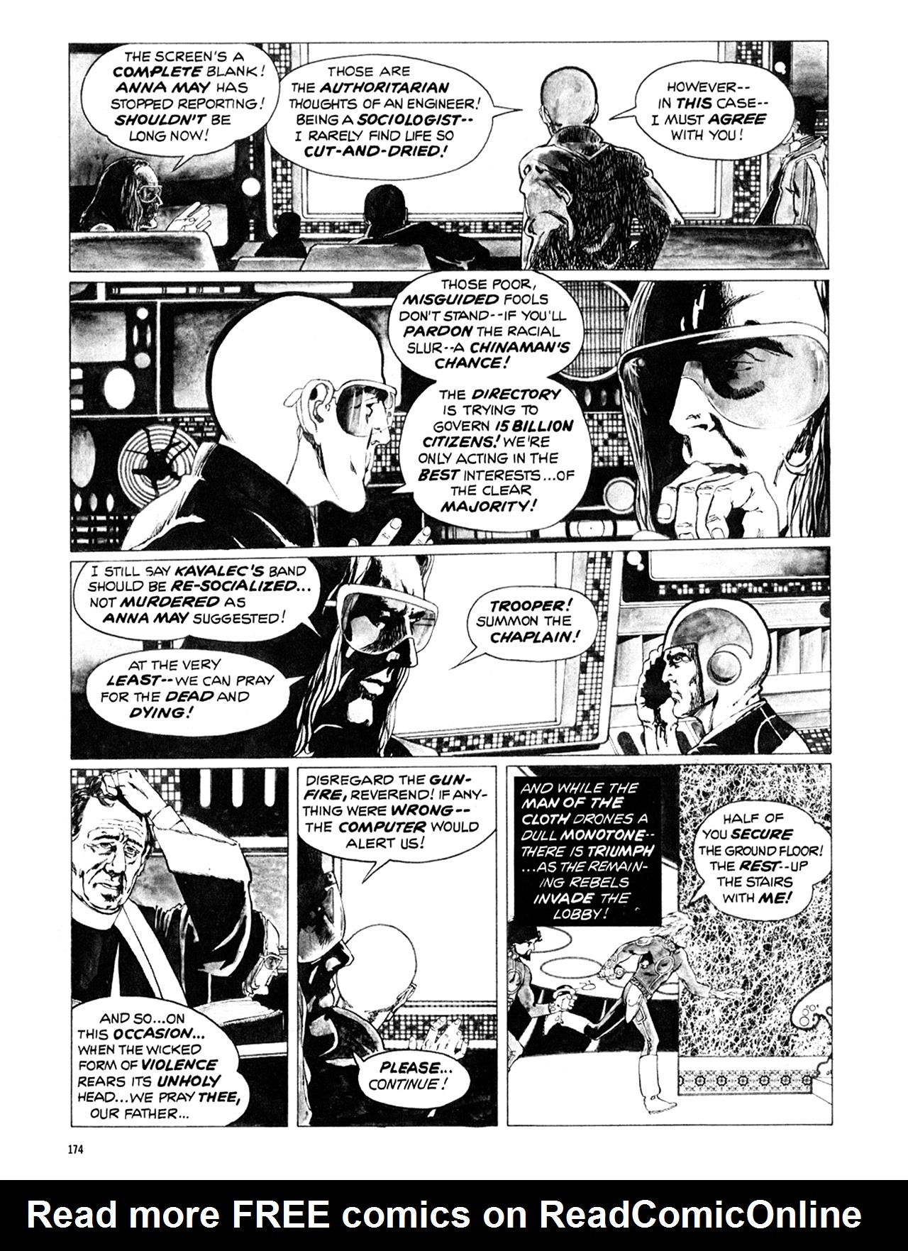 Read online Eerie Archives comic -  Issue # TPB 10 - 175