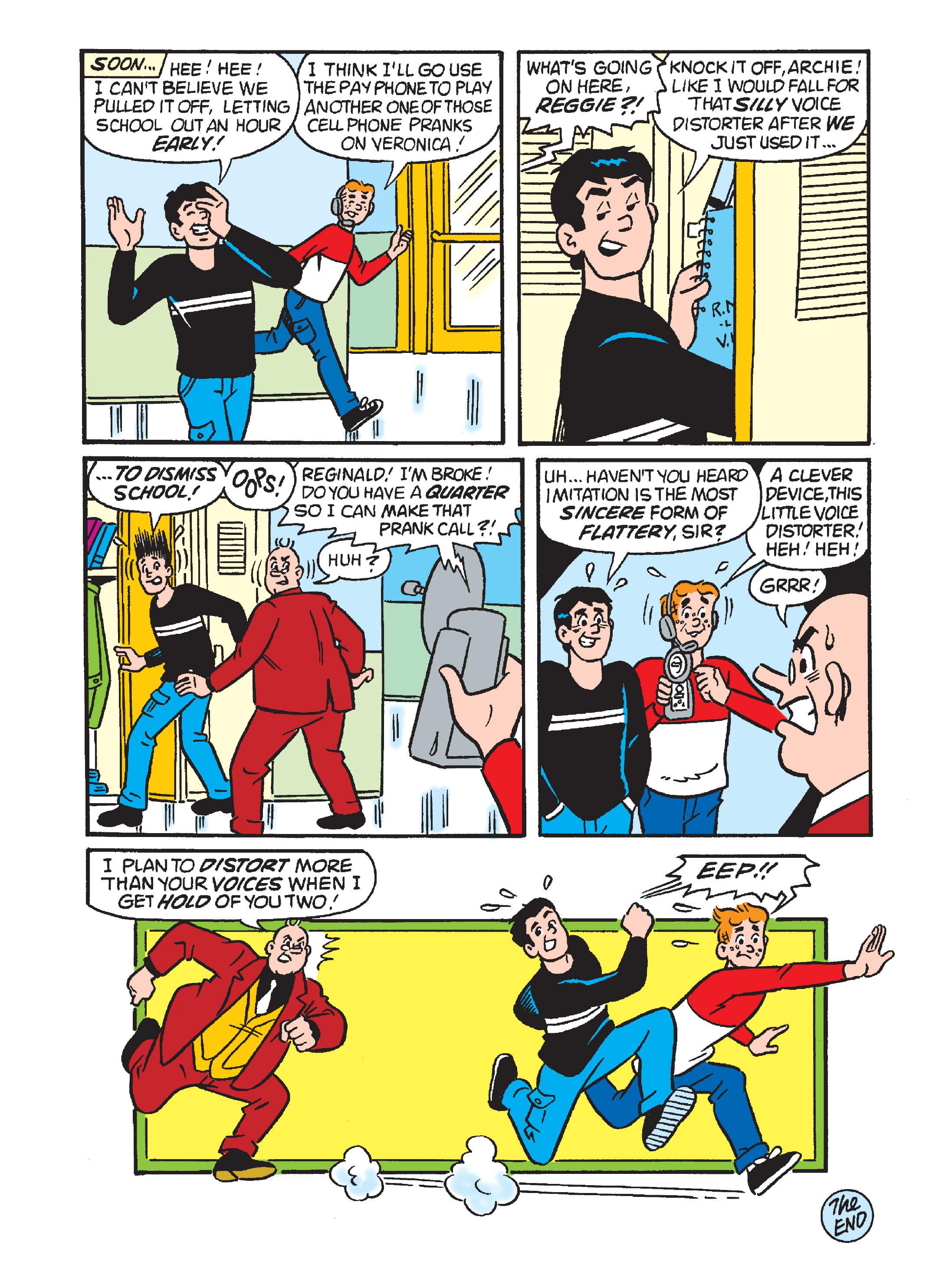 Read online Archie 1000 Page Comics Bonanza comic -  Issue #1 (Part 2) - 109