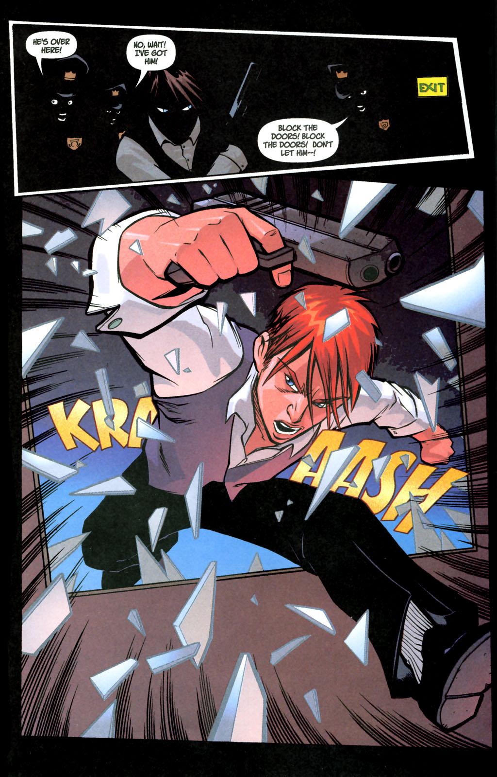 Read online SpyBoy: Final Exam comic -  Issue #3 - 8