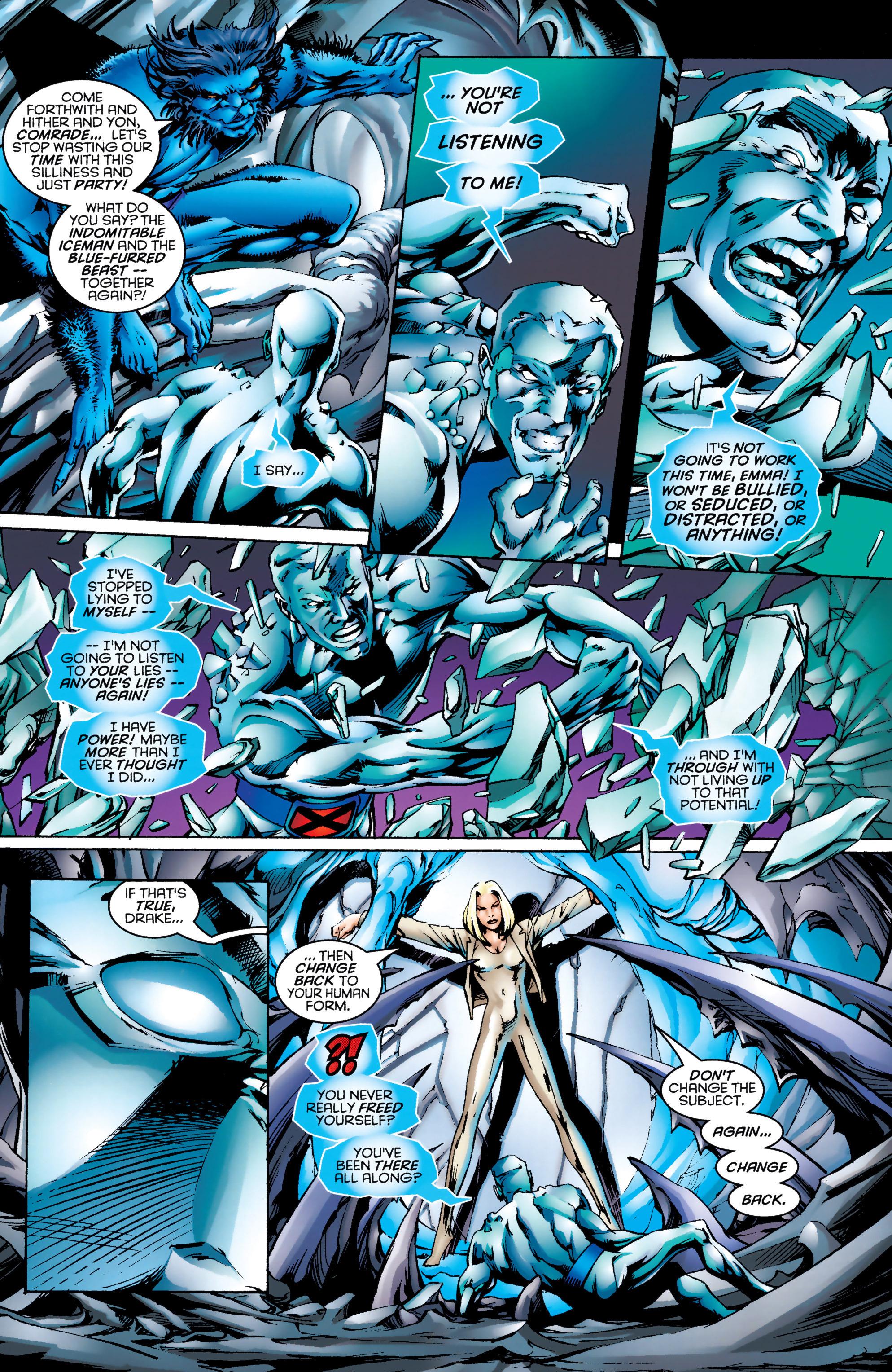Read online Uncanny X-Men (1963) comic -  Issue #331 - 16