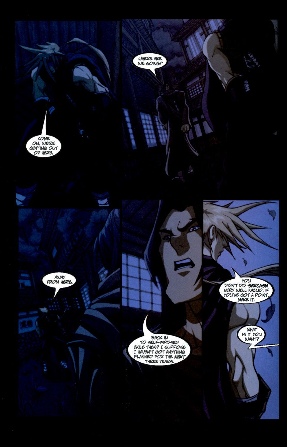 Read online Shidima comic -  Issue #4 - 21