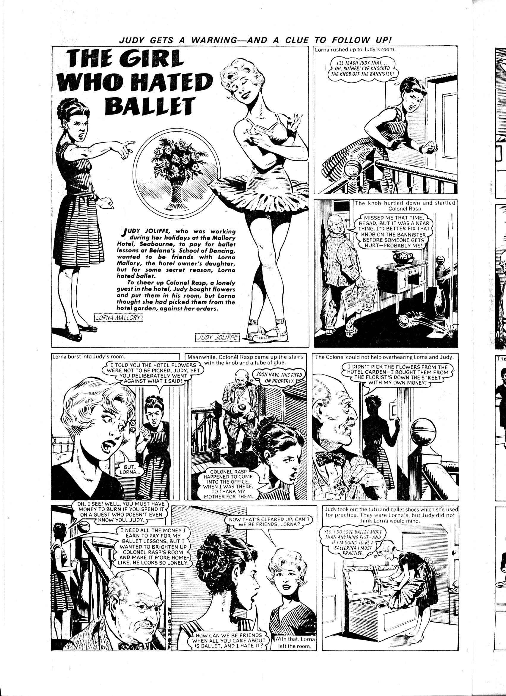 Read online Judy comic -  Issue #824 - 8
