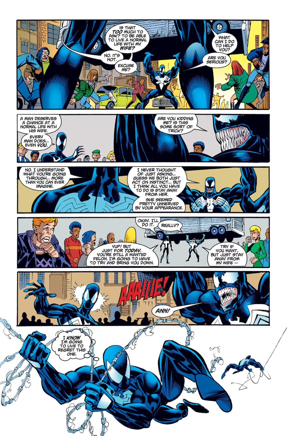 The Amazing Spider-Man (1999) 19 Page 21