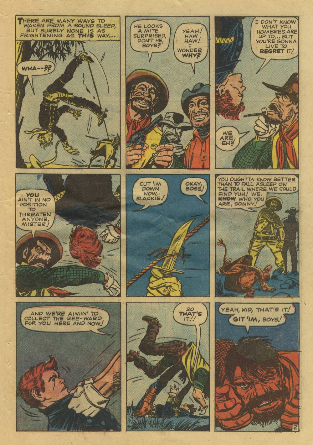 The Rawhide Kid (1955) issue 25 - Page 29