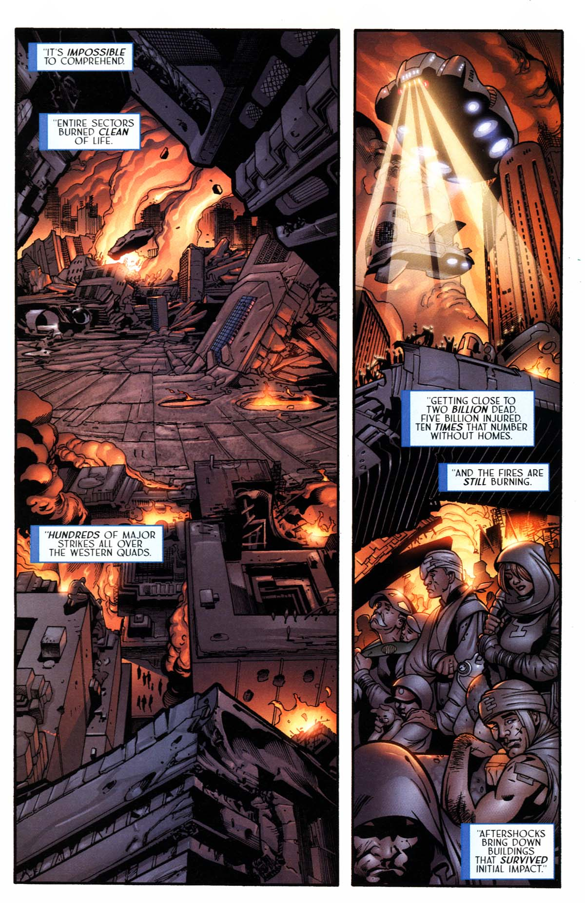 Read online Sigil (2000) comic -  Issue #24 - 7