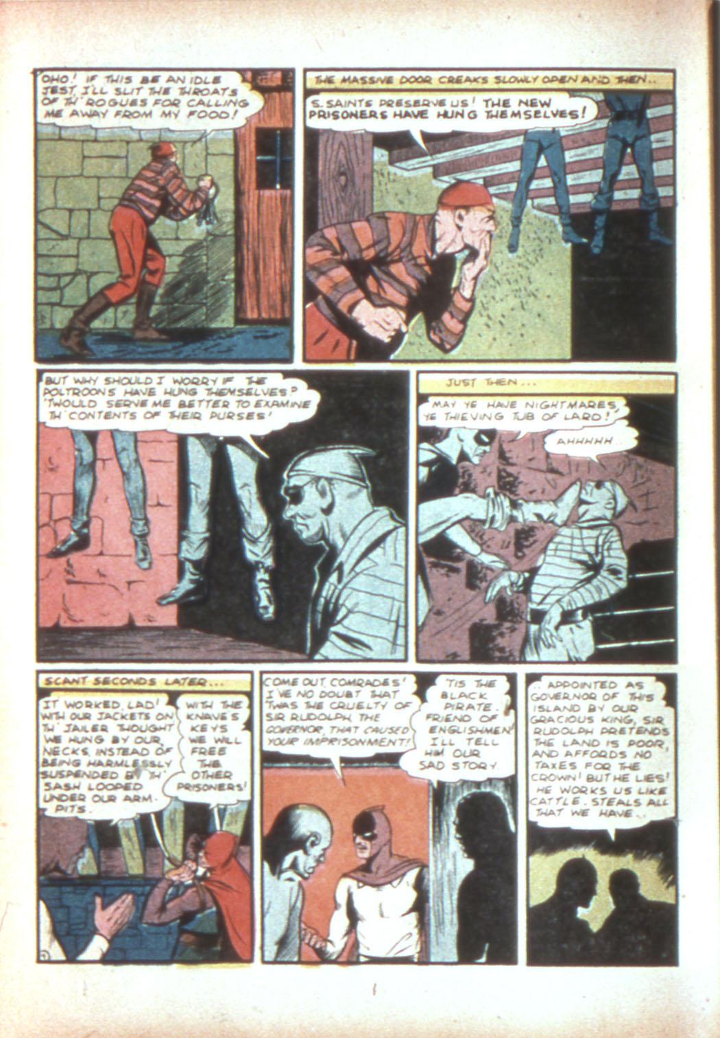 Read online Sensation (Mystery) Comics comic -  Issue #19 - 46
