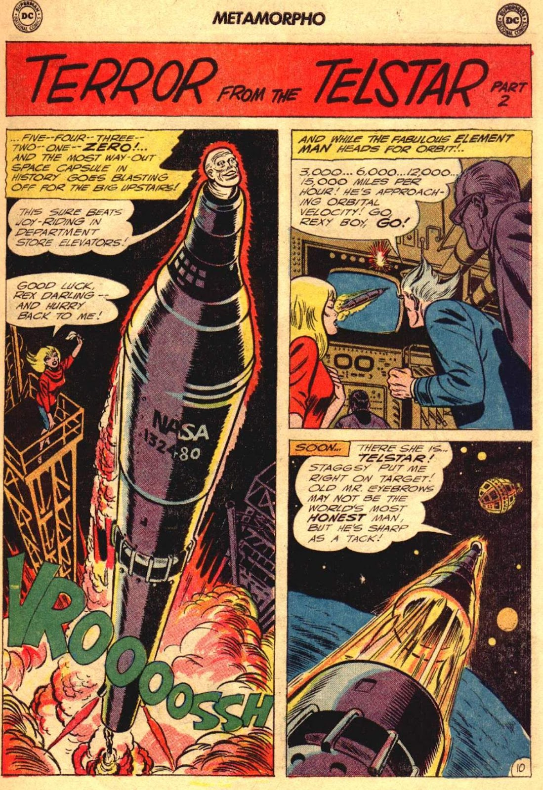 Metamorpho (1965) issue 2 - Page 12
