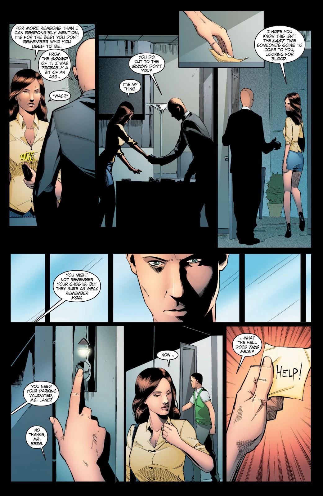 Read online Smallville Season 11 [II] comic -  Issue # TPB 3 - 20