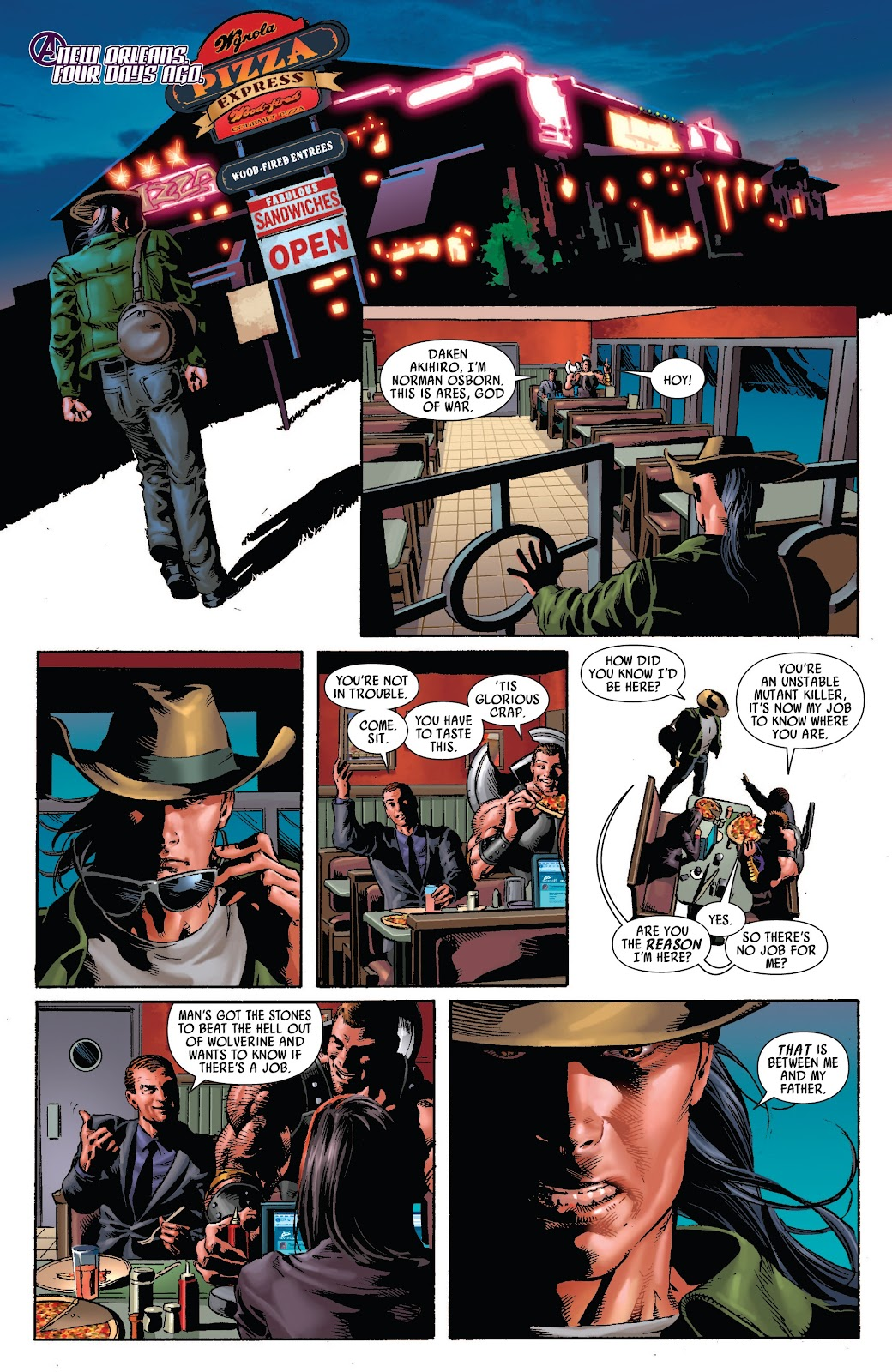 Read online Siege Prelude comic -  Issue # TPB (Part 1) - 22