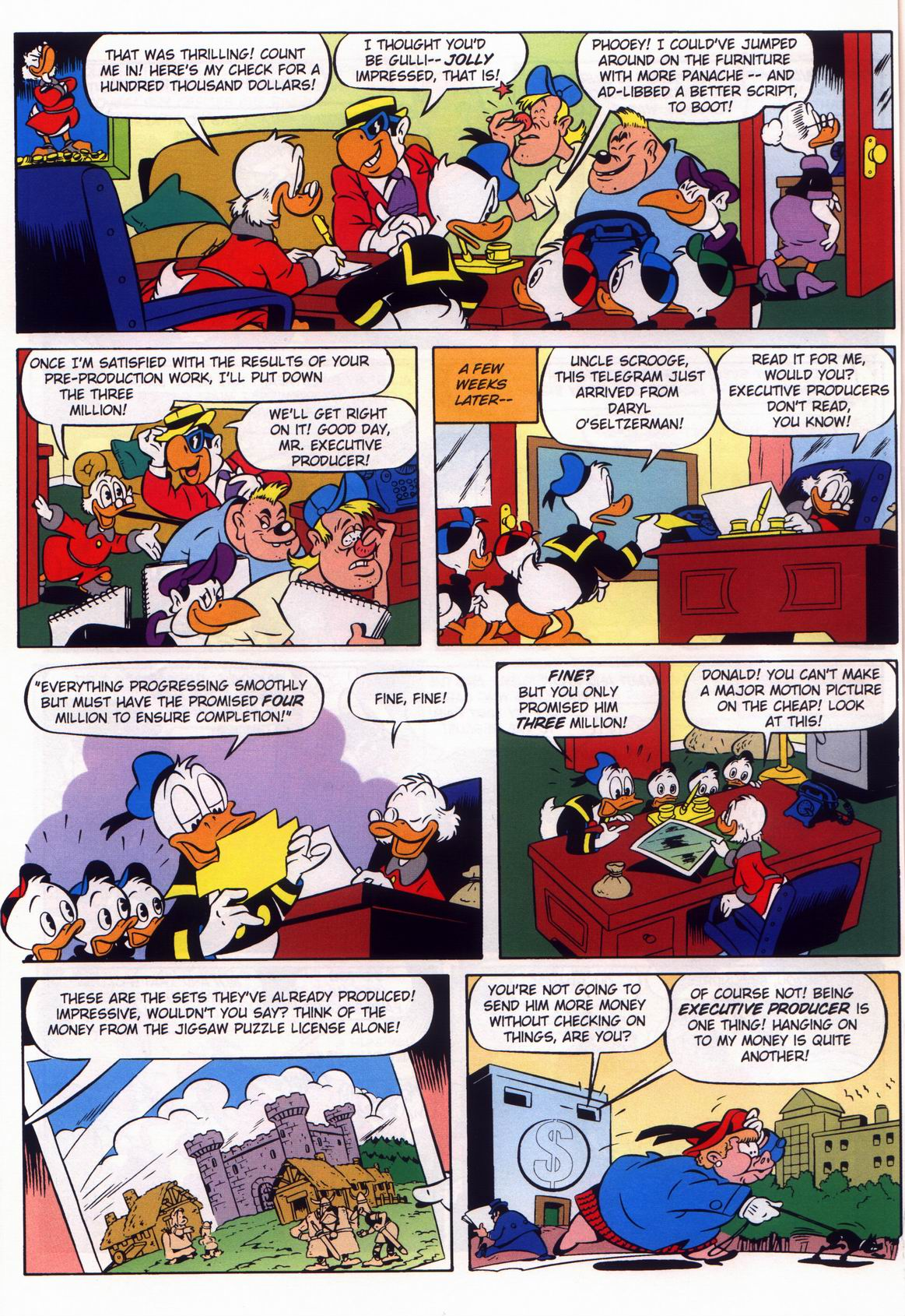 Read online Uncle Scrooge (1953) comic -  Issue #316 - 38