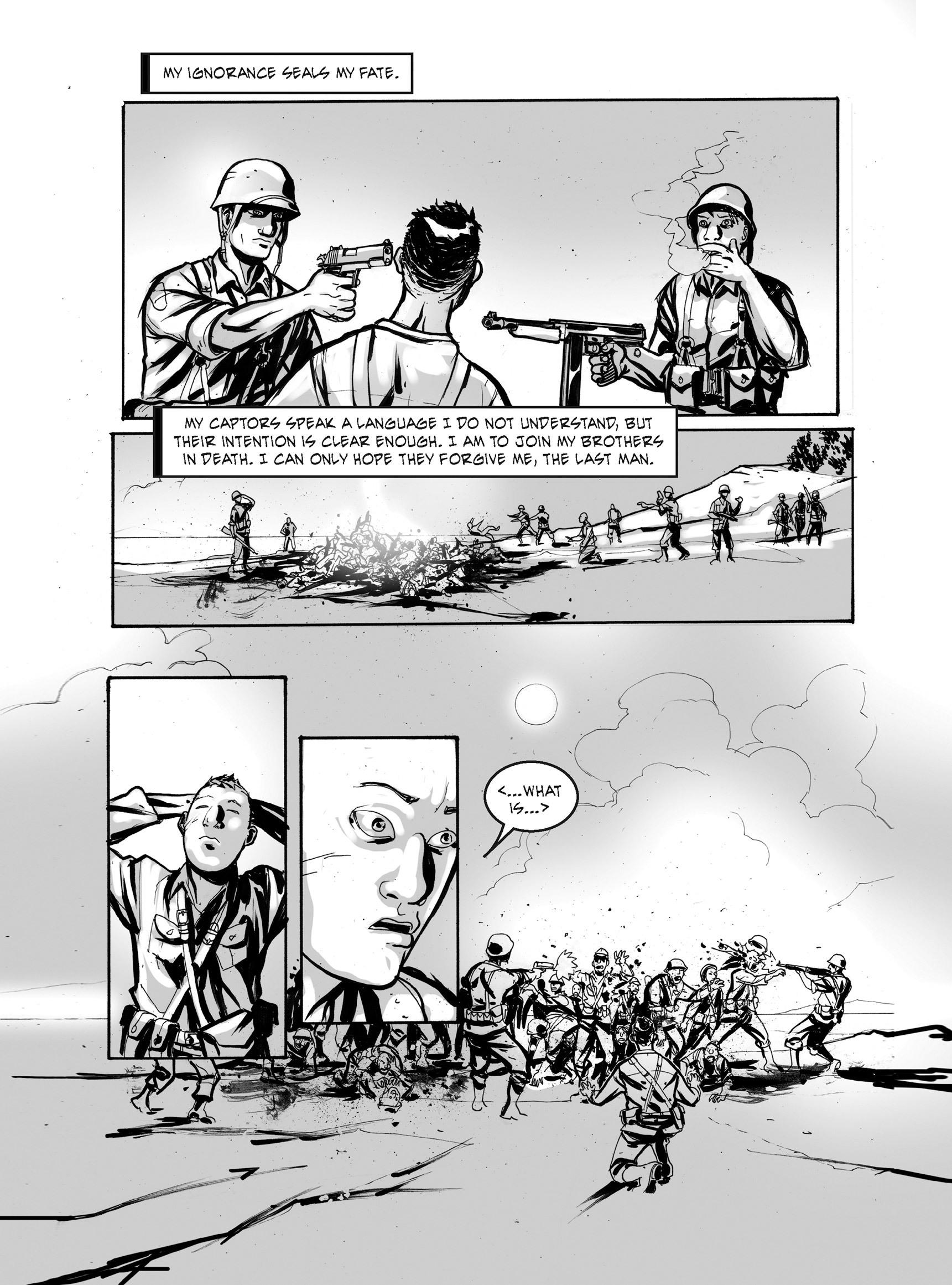 Read online FUBAR comic -  Issue #3 - 295