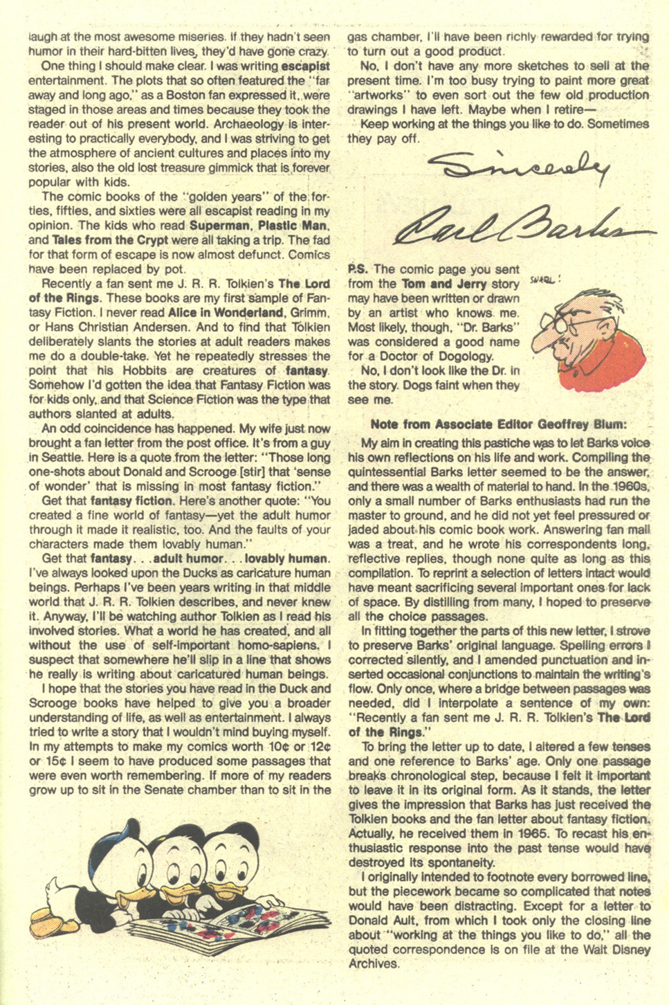 Walt Disney's Donald Duck (1986) issue 248 - Page 31
