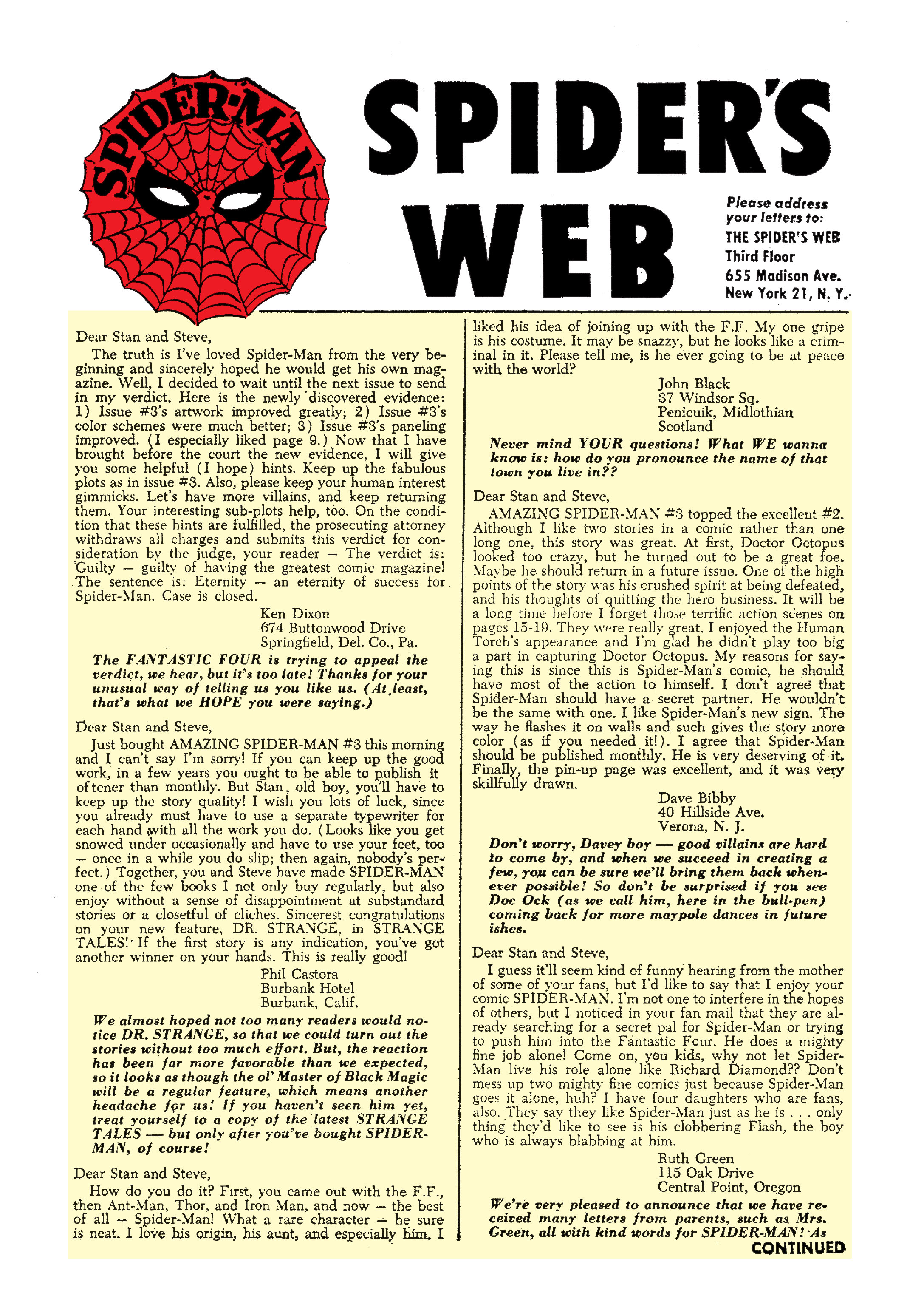 The Amazing Spider-Man (1963) 6 Page 22