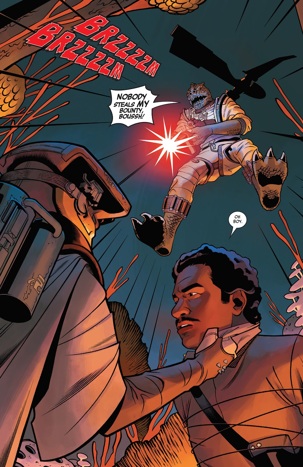 Read online Star Wars: Age of Rebellion - Heroes comic -  Issue # TPB - 19