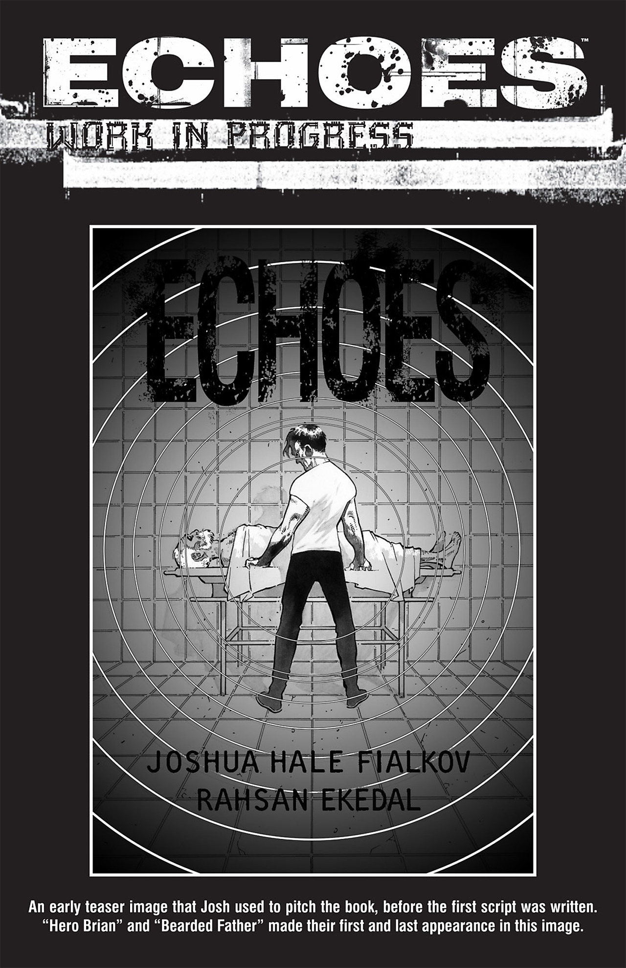 Read online Echoes comic -  Issue # TPB - 139