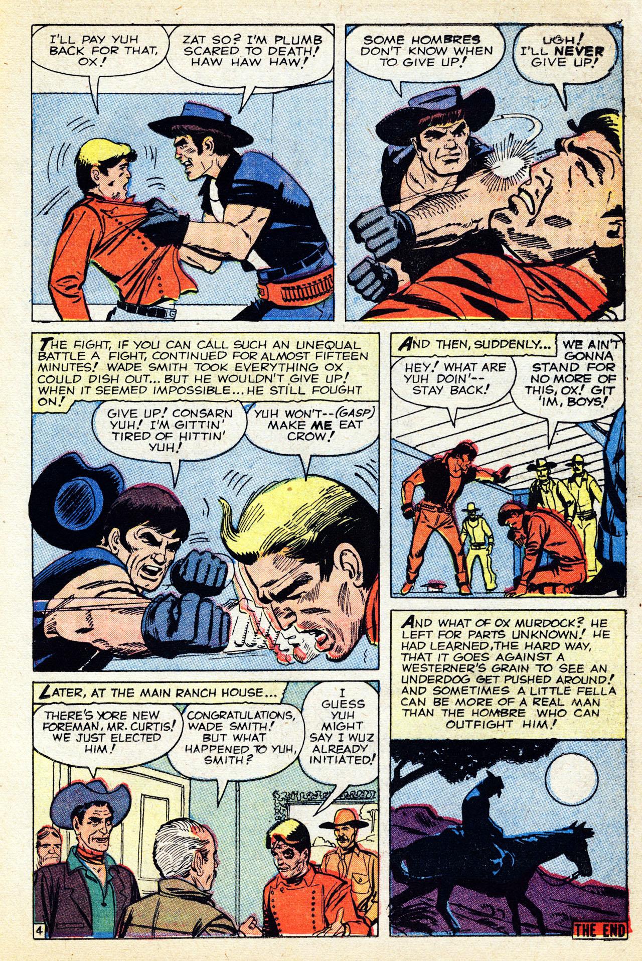 Read online Two-Gun Kid comic -  Issue #52 - 23