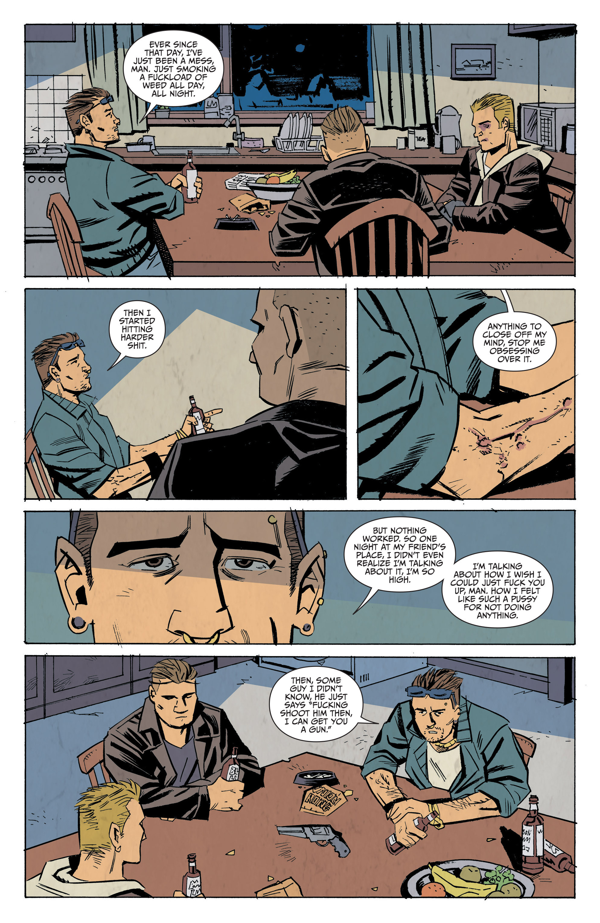 Read online Sons of Anarchy: Redwood Original comic -  Issue #7 - 6