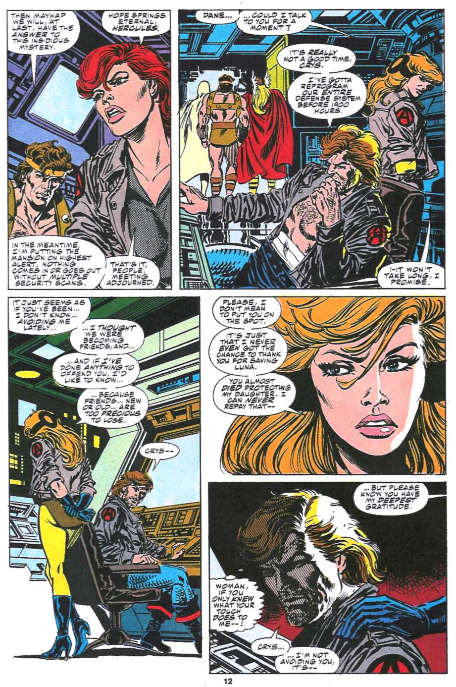 The Avengers (1963) 355 Page 9