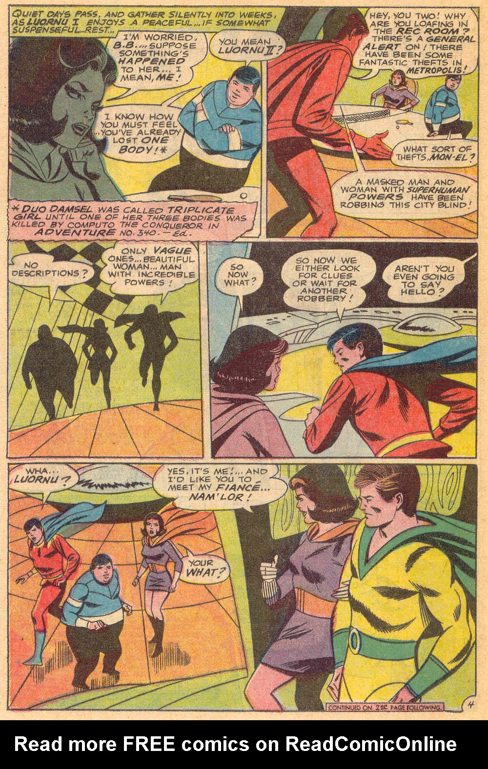 Read online Action Comics (1938) comic -  Issue #380 - 20