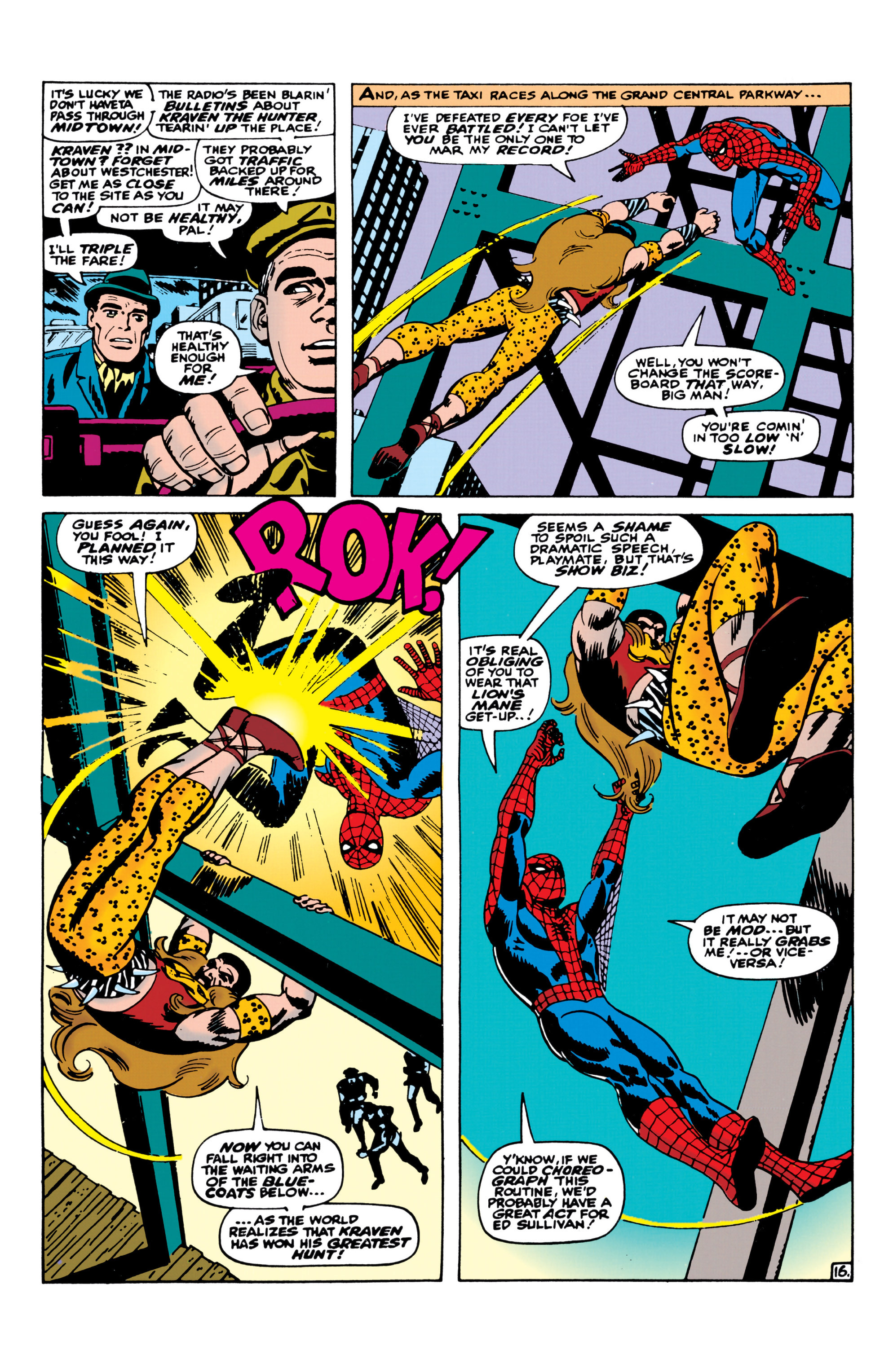 The Amazing Spider-Man (1963) 47 Page 16