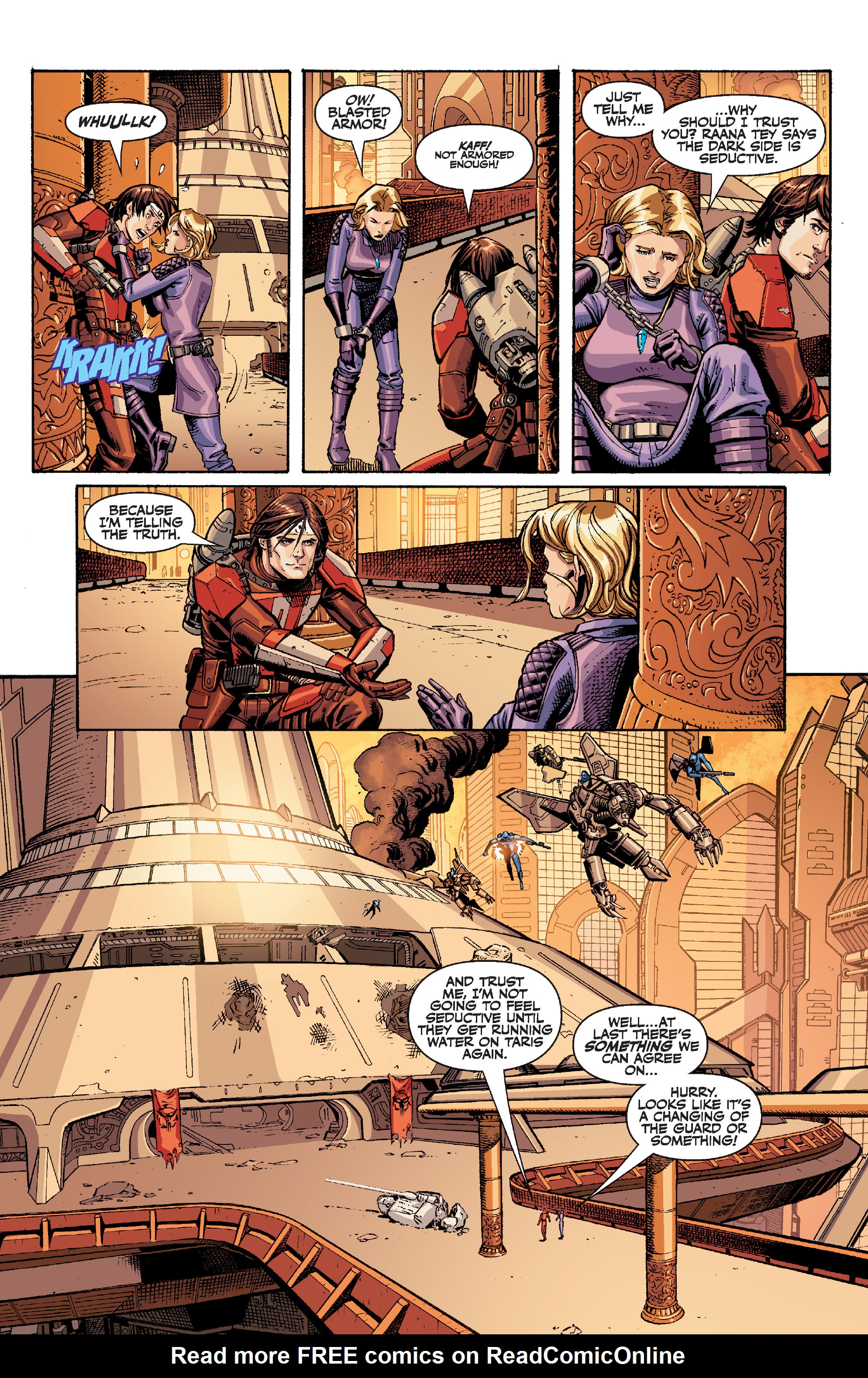 Read online Star Wars Omnibus comic -  Issue # Vol. 32 - 127