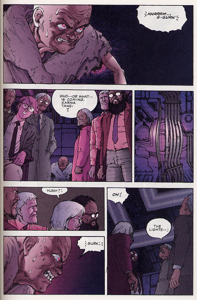 Read online Akira comic -  Issue #26 - 58